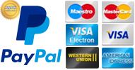 Pagamento Sicuro con PayPal Online