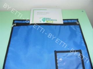 Borse di sicurezza sigillabili TAMIGI confezione da 50 pezzi per € 8,00 cad.
