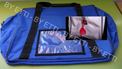 Borse di sicurezza sigillabili NILO confezione da 50 pezzi x € 12,50 cad. trasporto compreso!