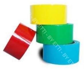 Nastri adesivi colorati per imballo ONTARIO confezione da 6 rotoli per € 2,10 cad.
