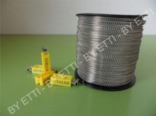Bobina di filo spiralato 1 kg. x 400 mt confez. 5 pezzi x € 10,00 cad. Trasporto Compreso