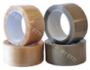 Nastri adesivi per imballaggio avana GARDA confezione da 6 rotoli per € 1,60 cad.