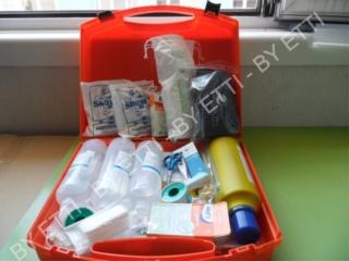 Prodotti per la Sicurezza | Cassette Mediche | Valigette e Buste Primo Soccorso