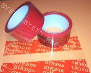Nastri adesivi | Di Sicurezza  | Void Anti-Effrazione